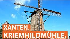 Die Kriemhildmühle in Xanten | checkpott.clip