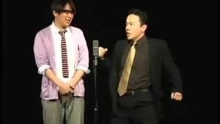 米粒写経 漫才 2012 07 thumbnail