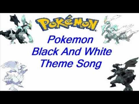 Pokemon Black And White Theme Song + Lyrics