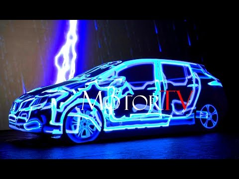 ALL NEW 2018 NISSAN LEAF l European Premiere l Nissan Future