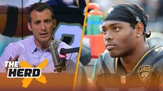 Doug Gottlieb reacts to Jalen Ramsey trash-talking NFL quarterbacks in GQ article | NFL | THE HERD Mp3