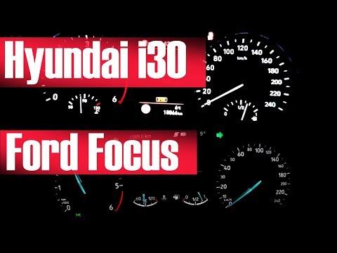 Hyundai I30 Vs Ford Focus