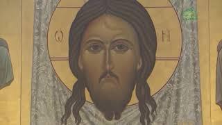 В Ташкентском соборе Успения Богородицы вспоминали притчу об исцелении гадаринского бесноватого