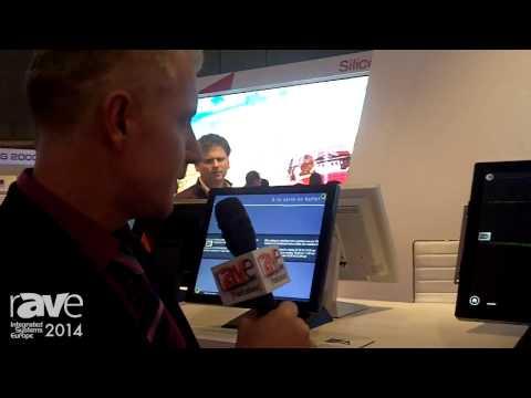ISE 2014: iiyama Talks About Its TF1932MC-1  for Kiosks and Range of Interactive Displays
