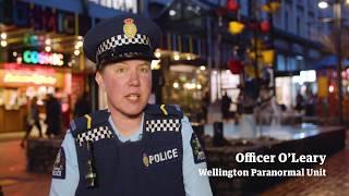 Wellington Paranormal Public Service Announcement