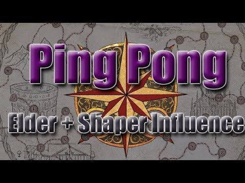Ping Pong Shaper/Elder Influence Explained! How to Manipulate Influence!