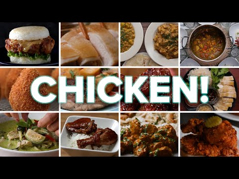 Brilliant Chicken Dishes From Around The World • Tasty