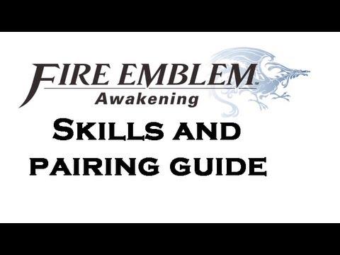 Fire Emblem Awakening ~ Children Guide (Inheritance, Skills