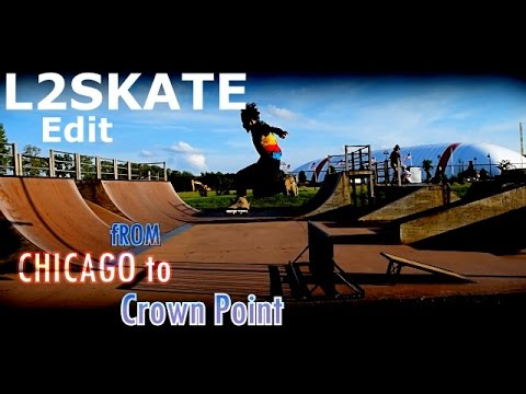 (Asher Bryan) Learn to Skate Edit - Chicago, IL to Crown Point,IN 2016