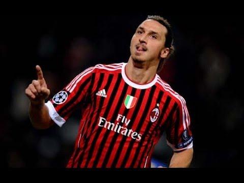 Zlatan Ibrahimovic - Milan Memories