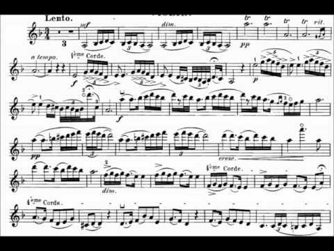 Sarasate - Spanish Dance 5 - Playera