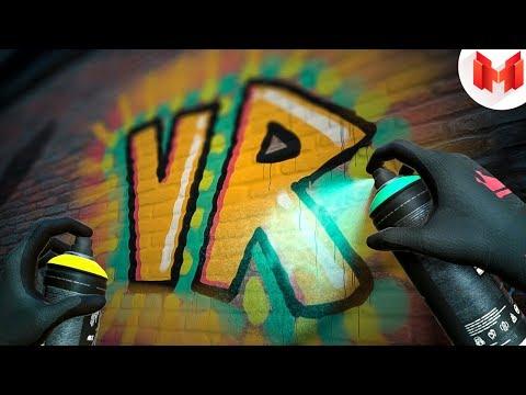 Граффити не для меня (VR)