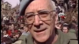 BBC Смерть Югославии 5/6 Зона безопасности