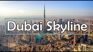 The Dubai Skyline In Just 2 Minutes