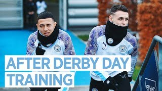 WE GO AGAIN | TRAINING | MAN CITY
