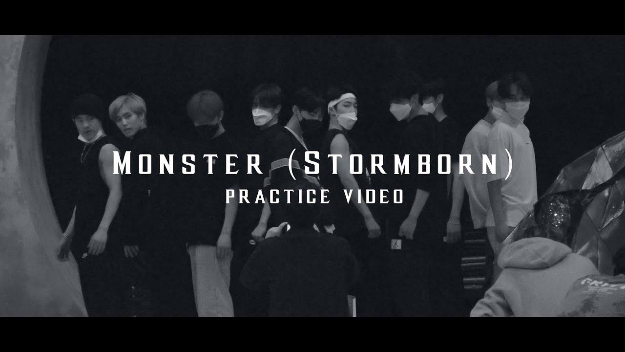 THE BOYZ(더보이즈) KINGDOM 'Monster (Stormborn)' PRACTICE VIDEO