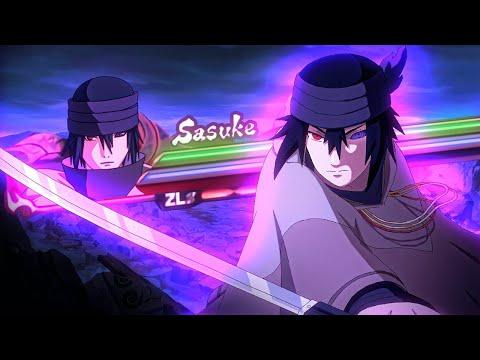 (MOD) Crazy Hax Sasuke The Last | Naruto Shippuden: Ultimate Ninja Storm 4 Mods |