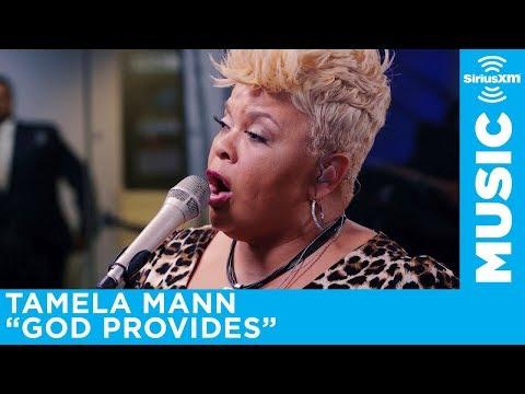 """Tamela Mann """"God Provides"""" // SiriusXM // Praise"""