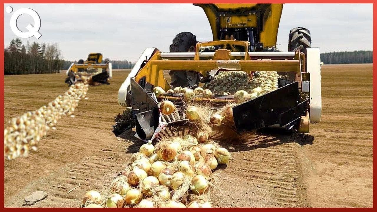 Modern Agriculture Machines That Are At Another Level ▶8