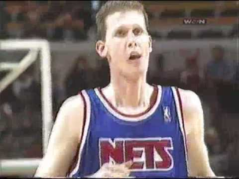 New Jersey Nets @ Chicago Bulls (12-23-1996)  Jordan 24 Points