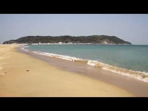 福岡県 海の中道 - YouTube