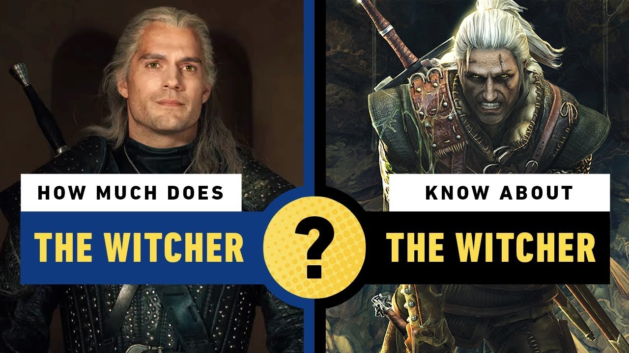 How Much Does The Witcher Know About The Witcher? thumbnail