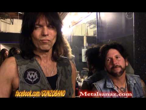 A chat with Tracii Guns, Rudy Sarzo, Mikkey Dee, Simon Wright and Keith St. John