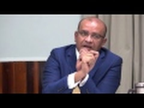 Press Conference With  Dr. Bharrat Jagdeo || Presented By Gu