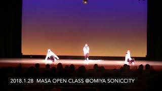 Download 2018.1.28  MASA OPEN CLASS @OMIYA SONICCITY MP3 song and Music Video