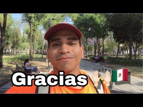 UN AÑO VIVIENDO EN MÉXICO / Todo lo que hice . Cumpliendo mis sueños :D