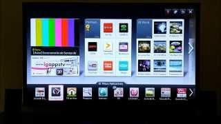 Smart TV LG LM 6200 Atualização de Firmware
