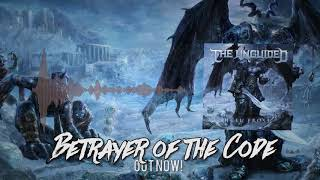 THE UNGUIDED - Betrayer of The Code (Hell Frost LP 2011)