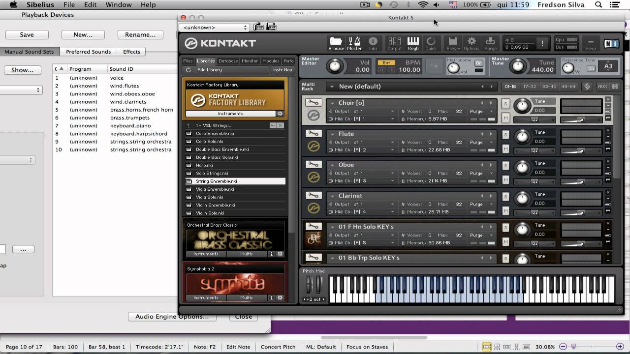 Vst in reason 9. 5: kontakt 5 and ni studio drummer tutorial.