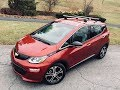 Chevrolet Bolt EV 2017 | Complete Review | with Steve Hammes