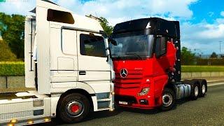 НОВАЯ ФУРА, АВАРИИ, ЖЕСТЬ и ГОНКИ НА ГРУЗОВИКАХ в Euro Truck Simulator 2 Multiplayer(АЛЕХ - https://www.youtube.com/user/mobshop13 Вступай в наш клуб!!! · http://goo.gl/MjpkM2 · Реклама на канале · https://goo.gl/82trbz · Мой лайв..., 2016-09-02T11:00:03.000Z)