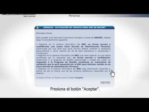 Tutorial - Registro BNCNET
