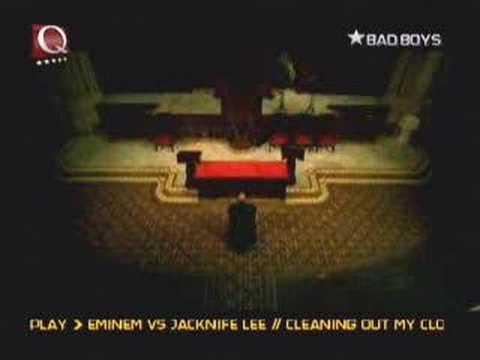 Eminem Cleaning out My Closet (Jacknife Lee Remix)