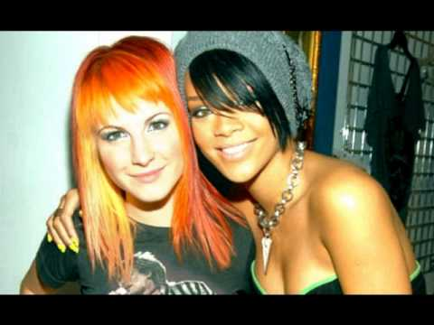 Hayley Williams Feat. Rihanna - Airplanes Love The Way You Lie Medley