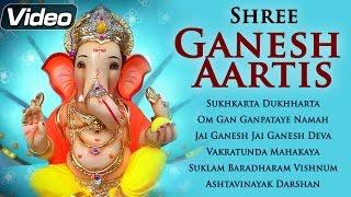 Shree Ganesh - Aarti | Bhajan | Mantra | Sloka | Ashtavinayak Darshan