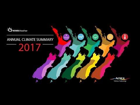 NIWA 2017 Annual Climate Summary - HD