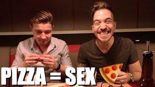 A pizza olyan mint a sex! - Gasztro Hülyék S01E01