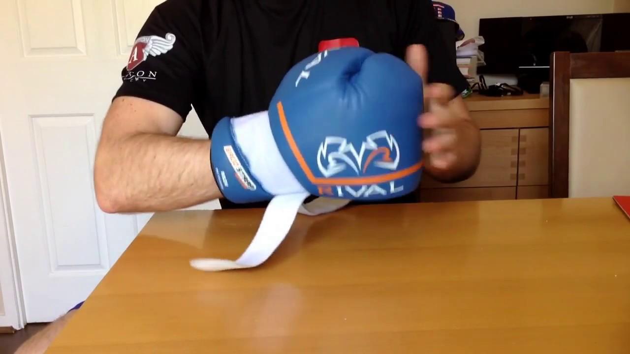 Rival RS2V 16oz Boxing Gloves Review