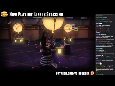 Let's Stream Stacking 02