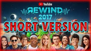 YouTube Rewind 2017 but it's a shorter and more concise version (BETTER 2017 REWIND)
