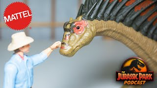 Jurassic World Dino Rivals Mega Dual Attack Amargasaurus Dinosaur Action Figure