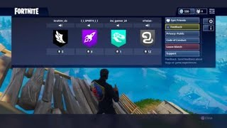 How to carry your squad on Fortnite