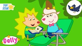Dolly And Friends Funny Cartoon For Kids | solar eclipse | Season 3 | 5 New Episodes #204 Full HD