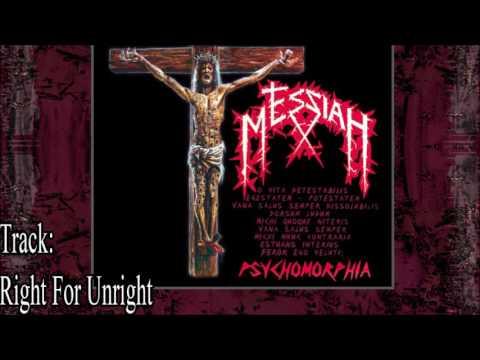 MESSIAH - Psychomorphia / The Mighty Chaos Has Returned Full Album