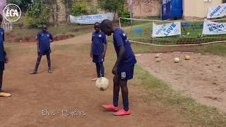 AFRICAN ACADEMY PLAYERS SHOWING OFF AMAZING FOOTBALL SKILLS!!