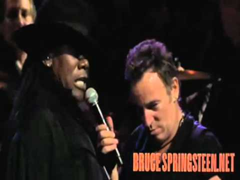 Bruce Springsteen- Fire live